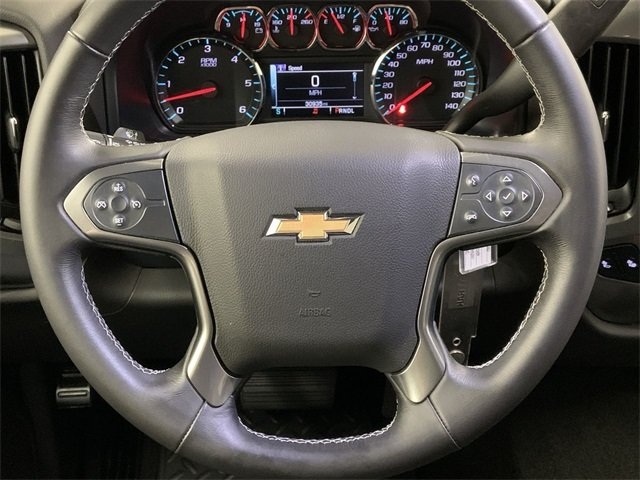 2018 Silverado 1500 Double Cab 4x4, Pickup #W3822 - photo 13