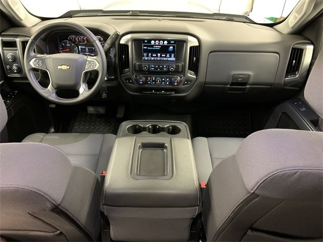2018 Silverado 1500 Double Cab 4x4, Pickup #W3822 - photo 4