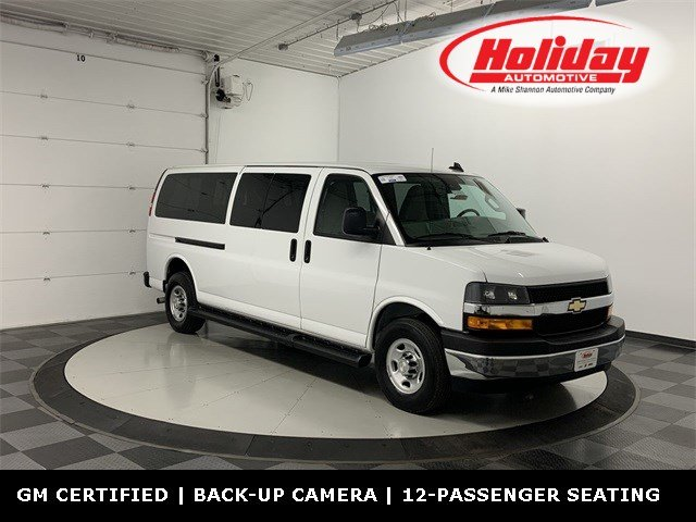 2019 Chevrolet Express 3500 RWD, Passenger Wagon #W3881 - photo 1