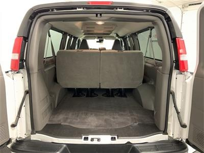 2019 Chevrolet Express 3500 RWD, Passenger Wagon #W3881 - photo 2
