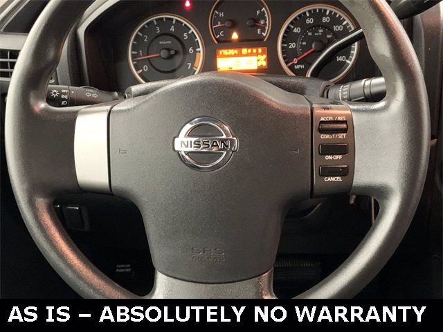 2008 Nissan Titan 4x4, Pickup #W3889A - photo 13