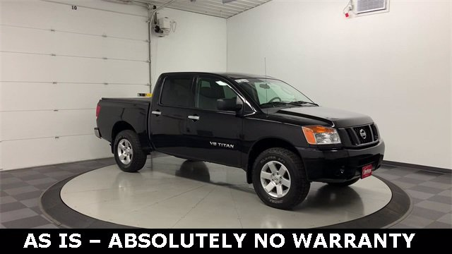 2008 Nissan Titan 4x4, Pickup #W3889A - photo 28