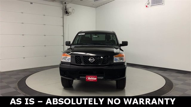 2008 Nissan Titan 4x4, Pickup #W3889A - photo 29