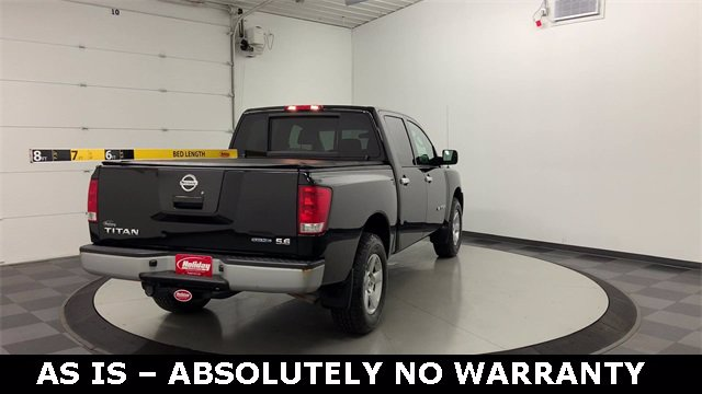 2008 Nissan Titan 4x4, Pickup #W3889A - photo 2