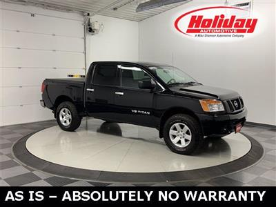 2008 Nissan Titan 4x4, Pickup #W3889A - photo 1