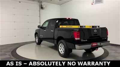 2008 Nissan Titan 4x4, Pickup #W3889A - photo 3