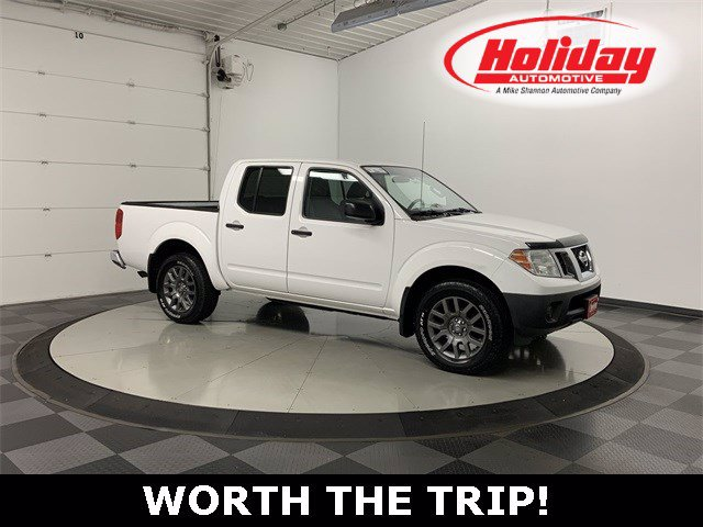 2012 Nissan Frontier Crew Cab 4x4, Pickup #W4046 - photo 1