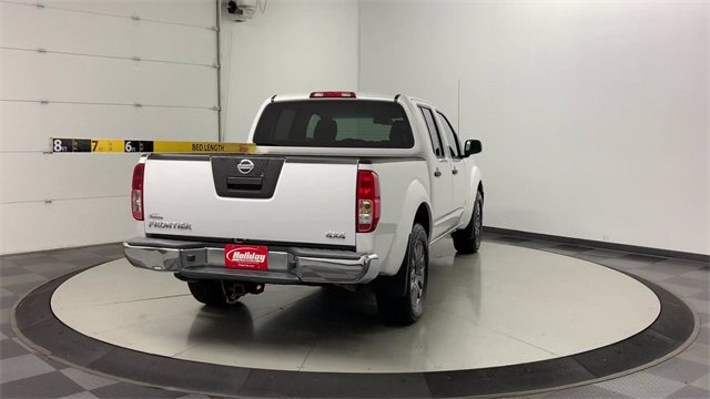 2012 Nissan Frontier Crew Cab 4x4, Pickup #W4046 - photo 27