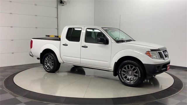 2012 Nissan Frontier Crew Cab 4x4, Pickup #W4046 - photo 28