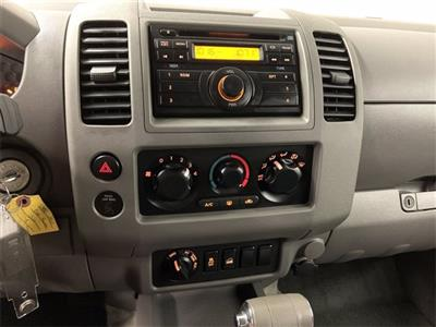2012 Nissan Frontier Crew Cab 4x4, Pickup #W4046 - photo 10