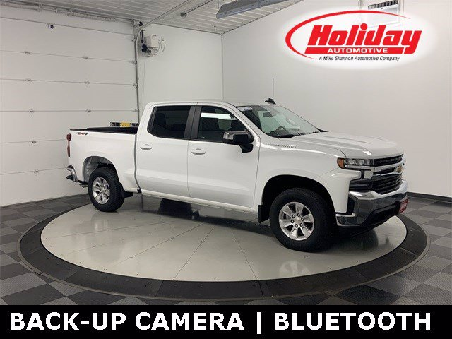 2019 Chevrolet Silverado 1500 Crew Cab 4x4, Pickup #W4048 - photo 1