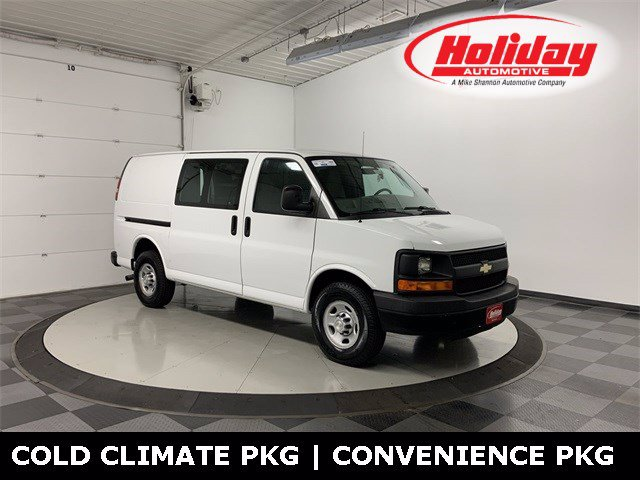 2015 Chevrolet Express 2500 RWD, Upfitted Cargo Van #W4068 - photo 1