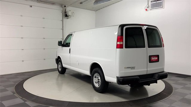 2015 Chevrolet Express 2500 RWD, Upfitted Cargo Van #W4068 - photo 5