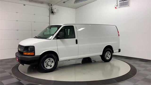 2015 Chevrolet Express 2500 RWD, Upfitted Cargo Van #W4068 - photo 28