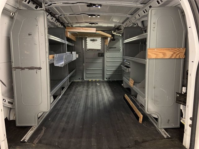 2015 Chevrolet Express 2500 RWD, Upfitted Cargo Van #W4068 - photo 2