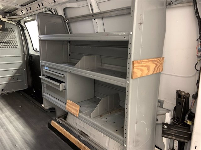 2015 Chevrolet Express 2500 RWD, Upfitted Cargo Van #W4068 - photo 10