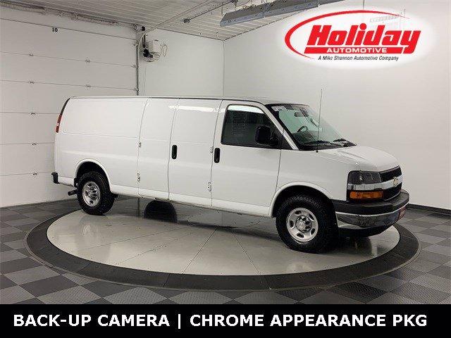 2017 Chevrolet Express 2500 RWD, Upfitted Cargo Van #W4185 - photo 1