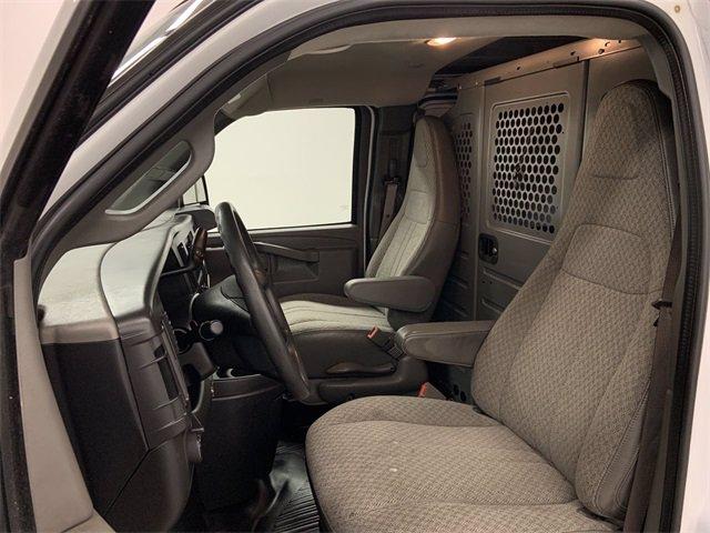 2017 Chevrolet Express 2500 RWD, Upfitted Cargo Van #W4185 - photo 9