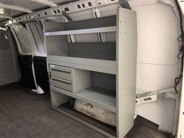 2017 Chevrolet Express 2500 RWD, Upfitted Cargo Van #W4185 - photo 10