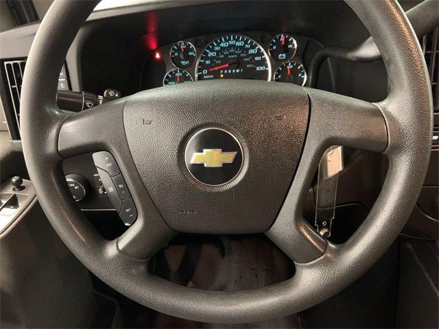 2017 Chevrolet Express 2500 RWD, Upfitted Cargo Van #W4185 - photo 12