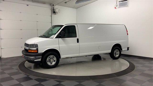 2017 Chevrolet Express 2500 RWD, Upfitted Cargo Van #W4185 - photo 27