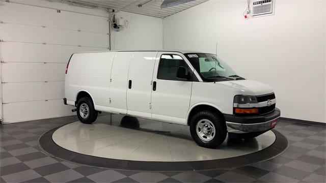 2017 Chevrolet Express 2500 RWD, Upfitted Cargo Van #W4185 - photo 31