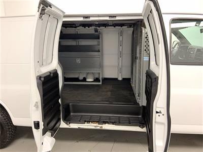 2017 Chevrolet Express 2500 RWD, Upfitted Cargo Van #W4185 - photo 20