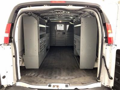 2017 Chevrolet Express 2500 RWD, Upfitted Cargo Van #W4185 - photo 2