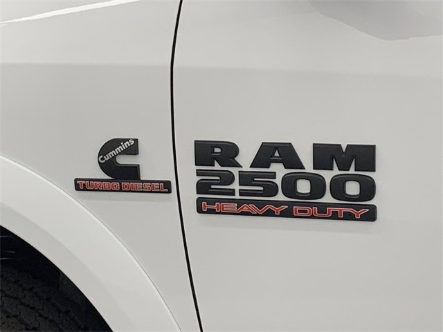 2018 Ram 2500 Crew Cab 4x4, Pickup #W4216 - photo 31