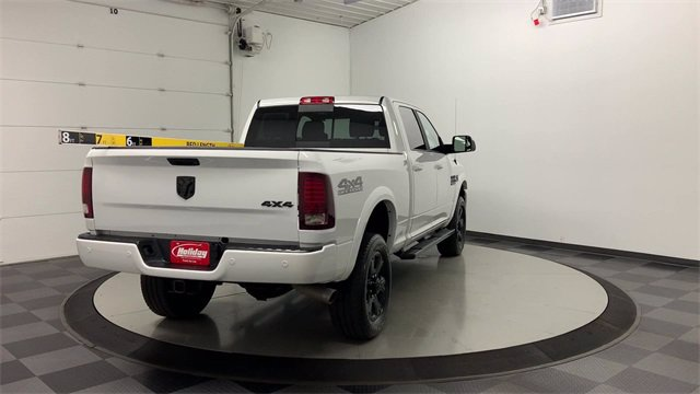 2018 Ram 2500 Crew Cab 4x4, Pickup #W4216 - photo 2