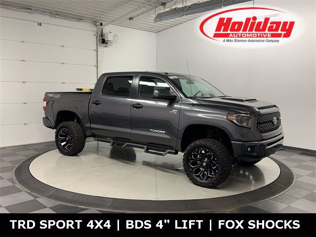 2019 Toyota Tundra Crew Cab 4x4, Pickup #W4245 - photo 1