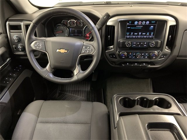 2017 Chevrolet Silverado 1500 Double Cab 4x4, Pickup #W4332 - photo 14