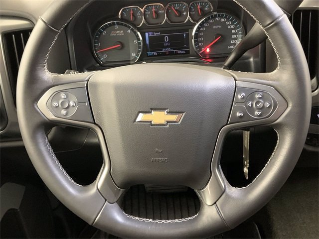 2017 Chevrolet Silverado 1500 Double Cab 4x4, Pickup #W4332 - photo 15