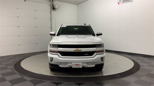 2017 Chevrolet Silverado 1500 Double Cab 4x4, Pickup #W4332 - photo 34