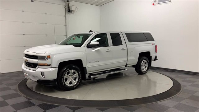 2017 Chevrolet Silverado 1500 Double Cab 4x4, Pickup #W4332 - photo 35