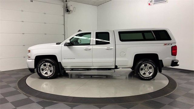 2017 Chevrolet Silverado 1500 Double Cab 4x4, Pickup #W4332 - photo 36