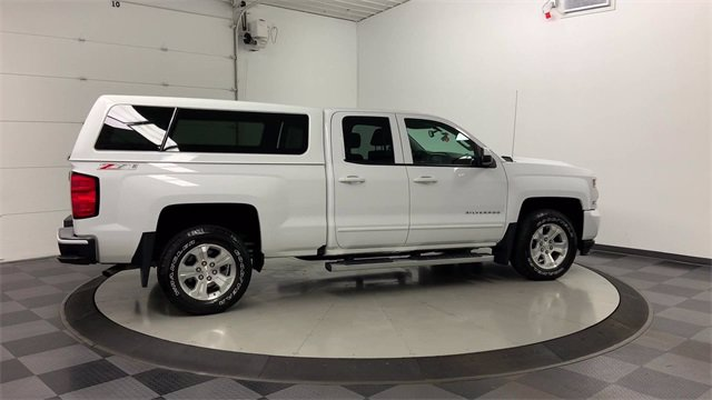 2017 Chevrolet Silverado 1500 Double Cab 4x4, Pickup #W4332 - photo 2