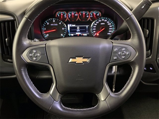 2018 Chevrolet Silverado 1500 Double Cab 4x4, Pickup #W4338 - photo 15
