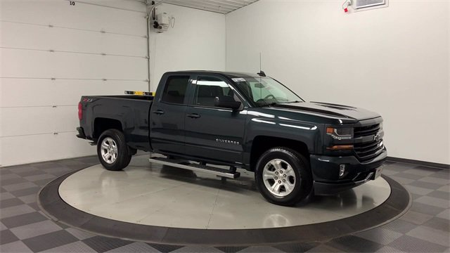 2018 Chevrolet Silverado 1500 Double Cab 4x4, Pickup #W4338 - photo 33