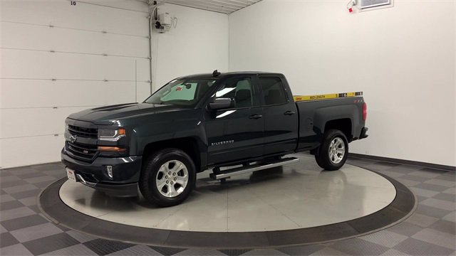 2018 Chevrolet Silverado 1500 Double Cab 4x4, Pickup #W4338 - photo 35