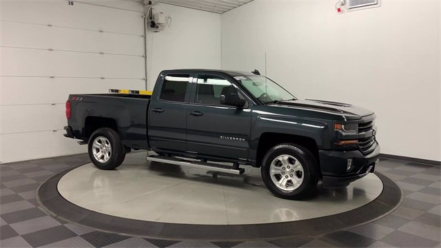 2018 Chevrolet Silverado 1500 Double Cab 4x4, Pickup #W4338 - photo 38