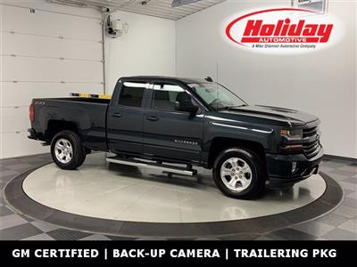 2018 Chevrolet Silverado 1500 Double Cab 4x4, Pickup #W4338 - photo 1