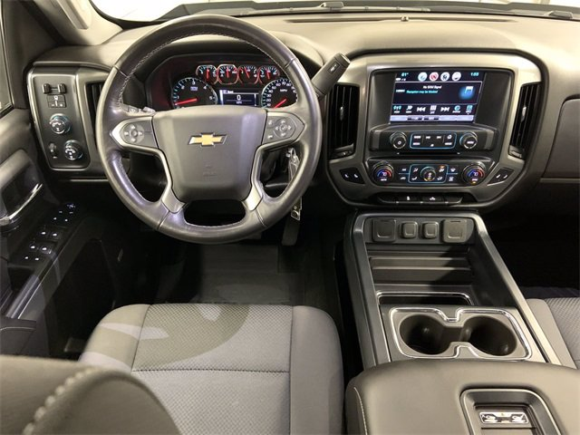 2018 Chevrolet Silverado 1500 Double Cab 4x4, Pickup #W4490 - photo 15