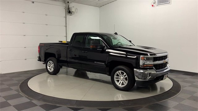 2018 Chevrolet Silverado 1500 Double Cab 4x4, Pickup #W4490 - photo 35