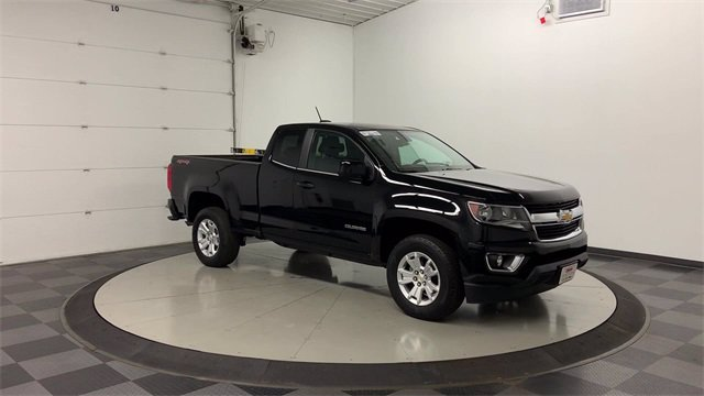 2018 Chevrolet Colorado Extended Cab 4x4, Pickup #W4557 - photo 37