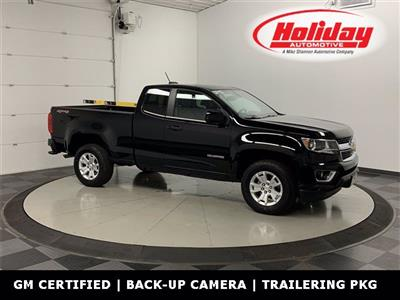 2018 Chevrolet Colorado Extended Cab 4x4, Pickup #W4557 - photo 1