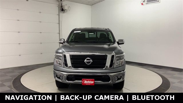 2017 Nissan Titan Crew Cab 4x4, Pickup #W4575 - photo 35
