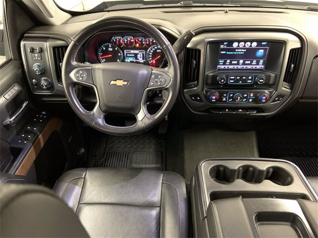 2018 Chevrolet Silverado 1500 Double Cab 4x4, Pickup #W4611 - photo 15