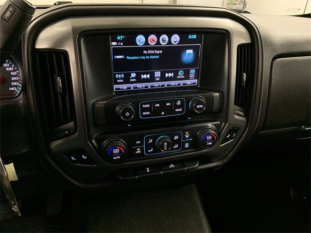 2018 Chevrolet Silverado 1500 Double Cab 4x4, Pickup #W4611 - photo 19