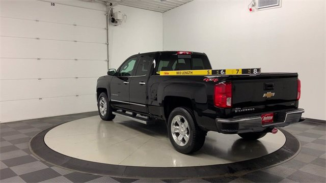 2018 Chevrolet Silverado 1500 Double Cab 4x4, Pickup #W4611 - photo 4